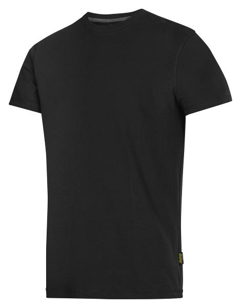 SNICKERS WORKWEAR T-Shirt 2502 Sort M Snic